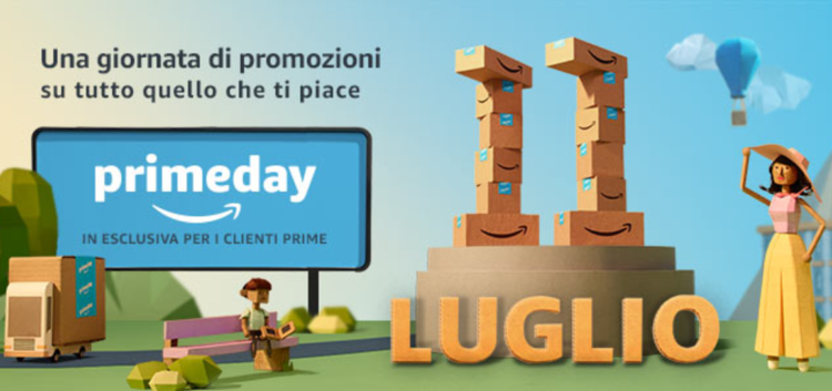 Risultati Amazon Prime Day