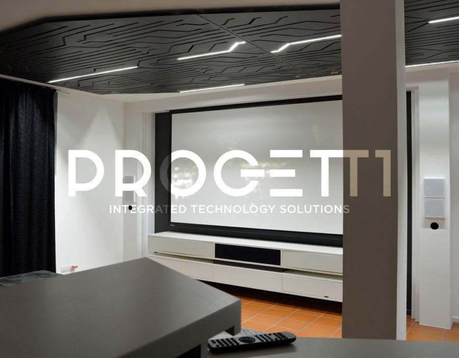 Logo e marchio Progett1