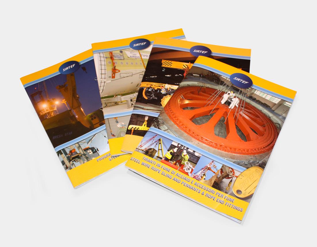 Cataloghi prodotto Sirtef