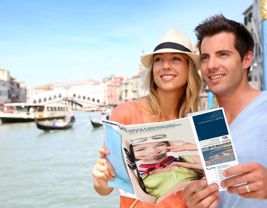 Pubblicità Venice City Pass