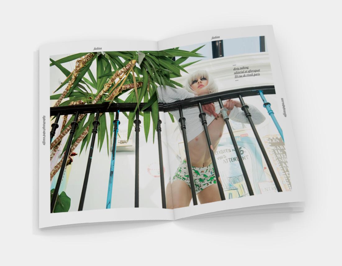 Magazine Alfonso Papa