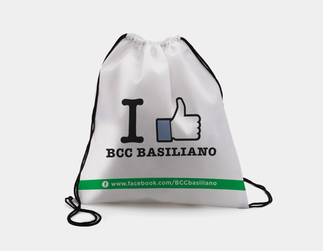 Borsa shopper Bcc Basiliano