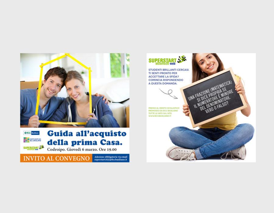 Social media marketing Bcc Basiliano