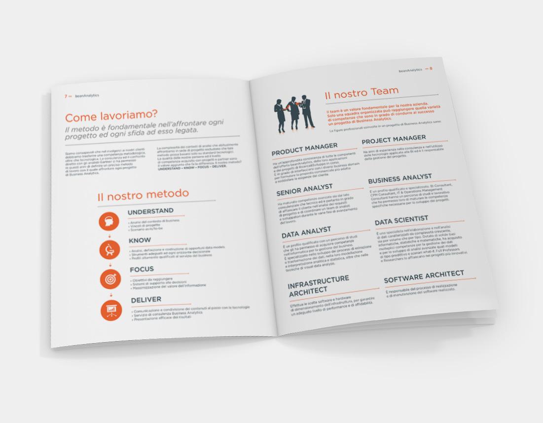 Catalogo e brochure BeanTech