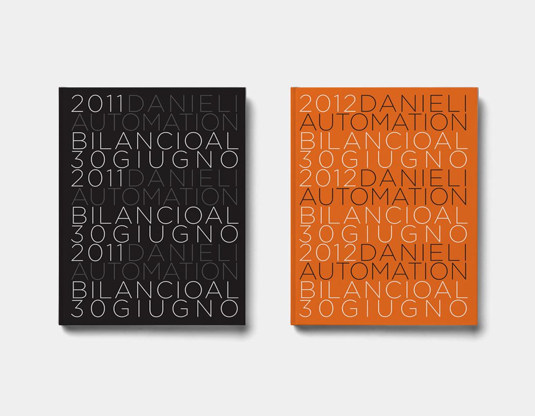 Catalogo bilancio aziendale Danieli Automation