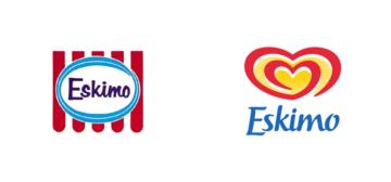 Restyling logo Eskimo