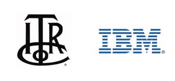 Restyling logo Ibm