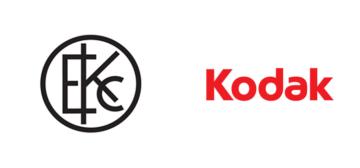 Restyling logo Kodak