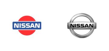 Restyling logo Nissan