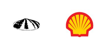 Restyling logo Shell