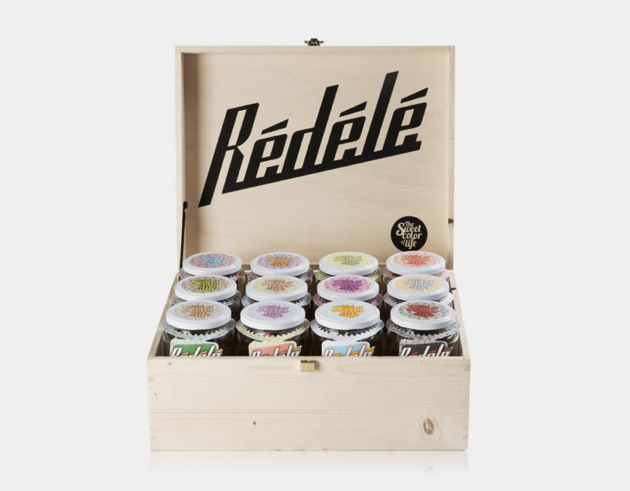 Packaging Rédélé