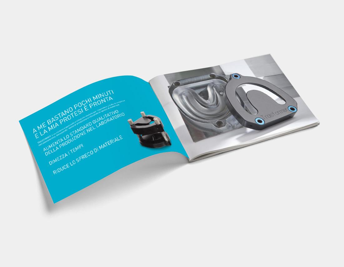 Catalogo e brochure Trasformer