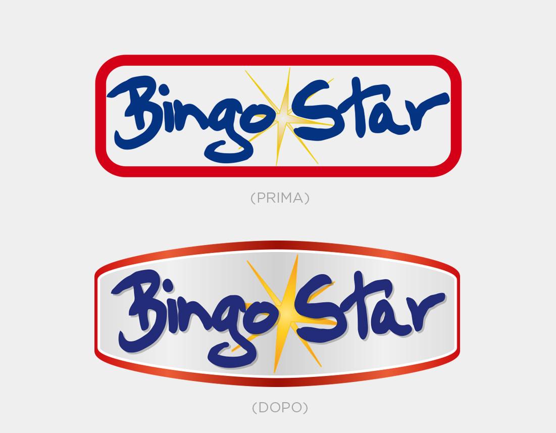 Restyling logo BingoStar