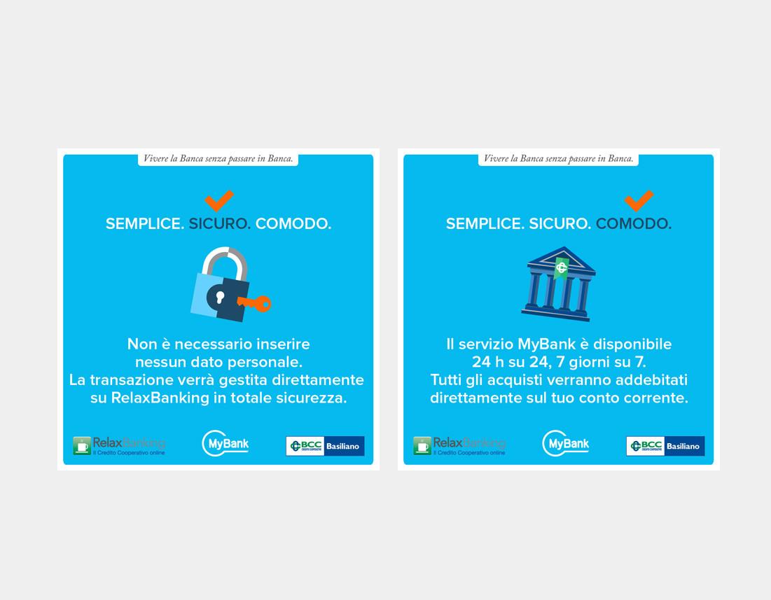 Social Media Marketing MyBank - Bcc Basiliano