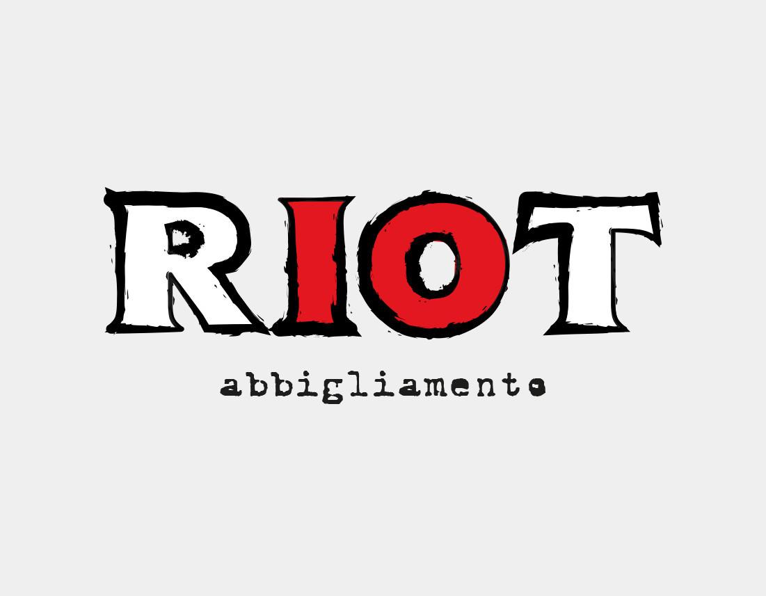 Logo 10 anni Riot