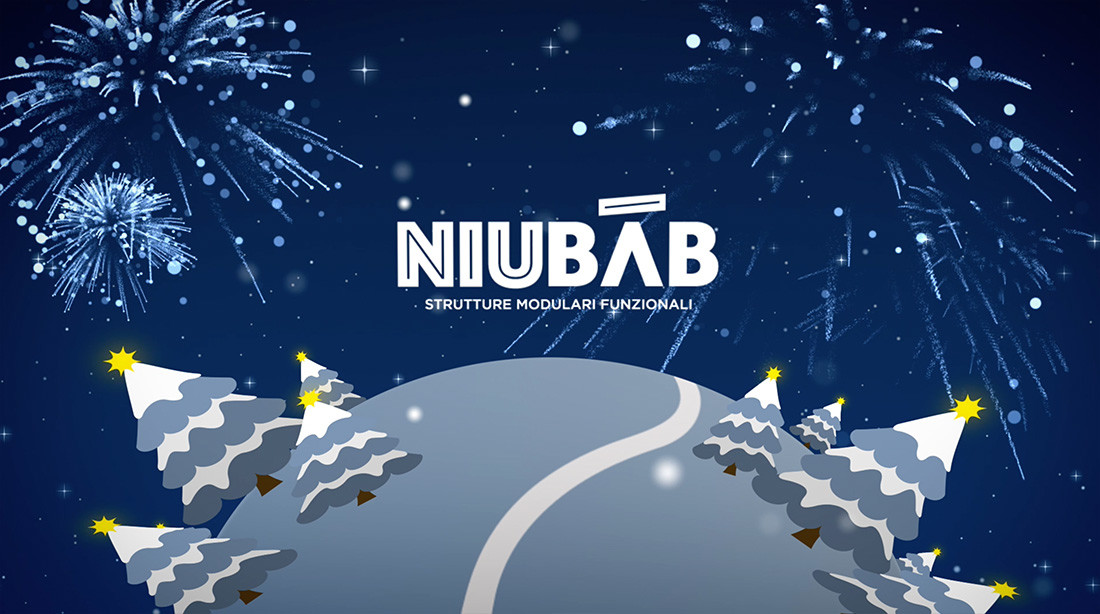 Video buone feste Niubab