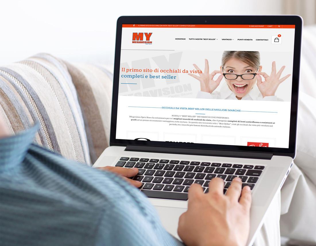 sito internet my megavision