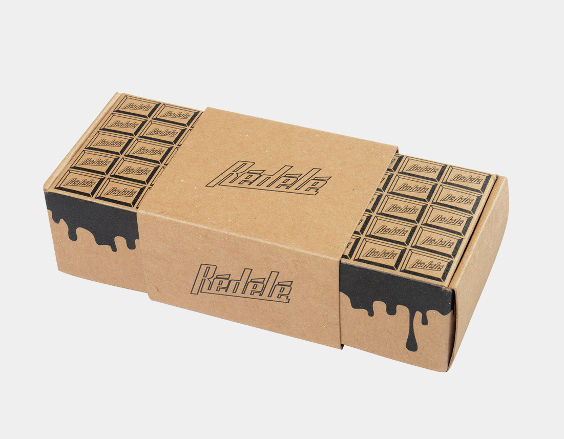Scatola cioccolata Rédélé