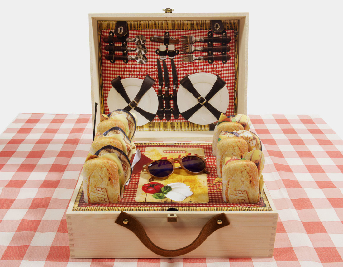 Rédélé scatola picnic