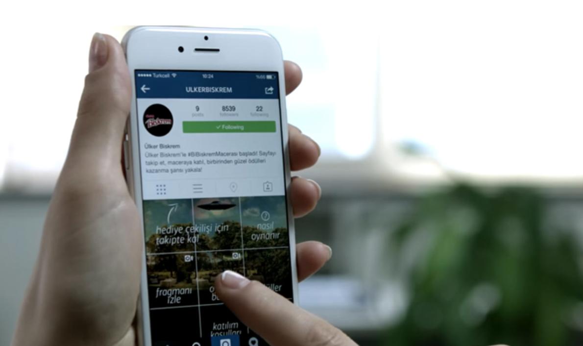 usare instagram modo creativo