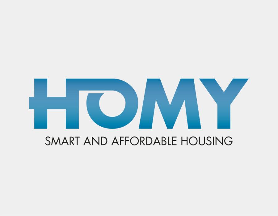 Logo Homy