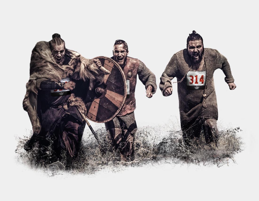 longobard race mud race udine
