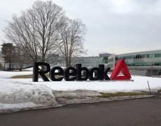 logo reebok brand