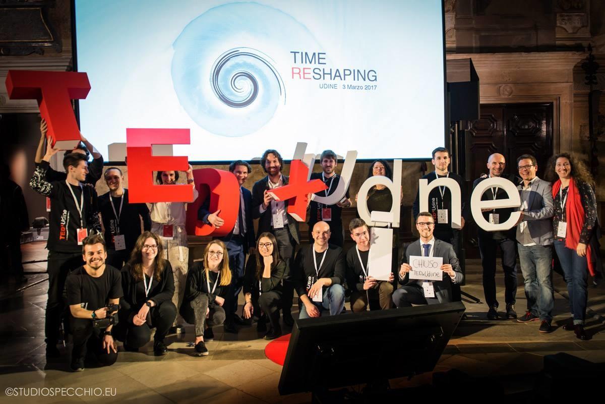 Dati dal profilo facebook TEDxUdine
