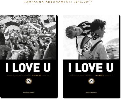 Campagna abbonamenti Udinese Calcio