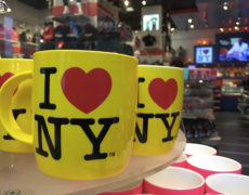 new york brand identity