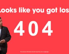 pagina 404